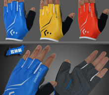 Free shipping mixed batch summer new short means riding a bicycle outdoor sport half finger gloves manufacturers, wholesale 4298