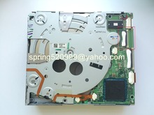 Free shipping Alpine 6CD/DVD changer mechanism DZ63G160 correct PCB for Mercedes COMAND NTG2.5 NTG4 HDD Navigation W204 C class