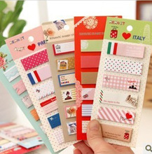 4pcs Cute Mini Animal Romantic Memo Pad Sticky Kawaii Paper Sticker Post It Note for Kids Gifts Korean Stationery Free shipping