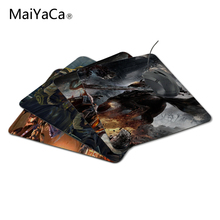 MaiYaCa darksiders war Rubber Soft aming Mouse ames Black Mouse pad Not Lockedge MousePad