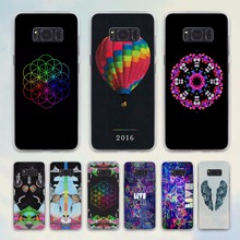Coldplay A Head Full of Dreams design hard transparent Case for Samsung Galaxy S8 S8Plus S6 S7 edge note 5 4