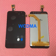 WCDMA Only !!! Black ToP Quality  jy-g2f Full LCD Display Touch Screen Assembly For JIAYU G2F Mobile Phone Replacement