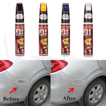 2017 Hot New Arrival Car-styling Durable Colors Auto Car Coat Paint Pen Touch Up Scratch Clear Repair Remover Remove Tool(China)