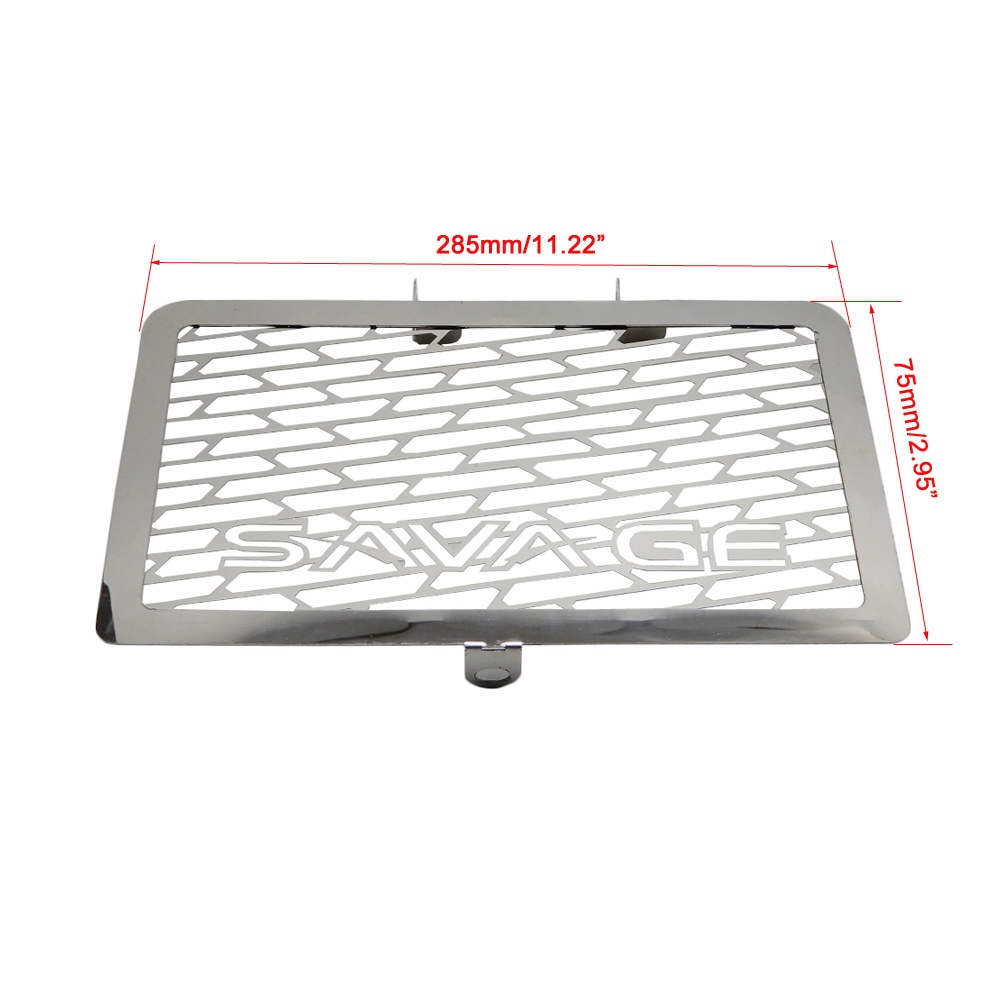 For Honda NC750X NC700X NC700S NC750S 2012-2016 Motorcycle Radiator Grille Grill Guard Cover Protector Fuel Tank Protection Net<br>