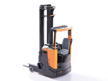 Norscot humanic reach truck 1/25 scale 58303 Construction vehicles toy(China)