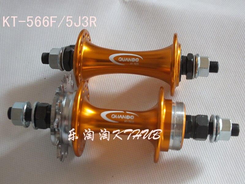 Quando fixed gear hub single speed bike bicycle hubs 32 36 holes kt 566F 5J3R<br><br>Aliexpress