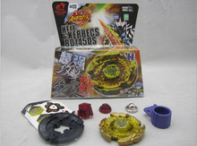 4D hot sale beyblade 8 different style BEYBLADE METAL FUSION FIGHT STARTER BEYBLADE SPIN TOP TOY BEYBLADES MIX ALL MODEL