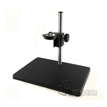 Multifunctional Focusing Lifting Bracket Stand for CCD Electronic Digital Microscope Eyepiece Industrial Camera 10A