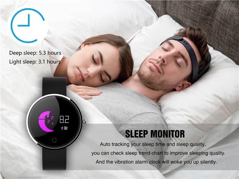 New Interpad DM78 Smartwatch Fashion Sport Men Women Smart Watch Bluetooth  Wearable Devices For Moto Xiaomi Smart Watches