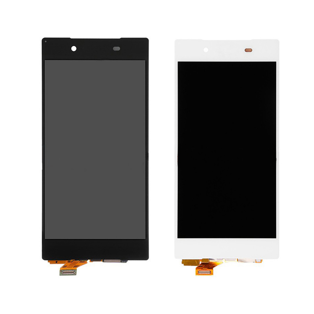 For sony Xperia Z5 lcd display+touch screen digitizer LCD assembly replacement parts For Sony Xperia Z5 <br><br>Aliexpress