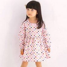 Cute Baby Girl Dress Cotton Children Kids Baby Girls Dresses One Piece  Summer Clothing For School Casual Wear Clothes Girl