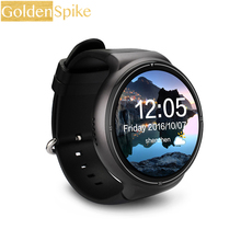 New MTK6580 I4 Pro Smart Watch Watch Phone Android 5.1 3G Ram 2 GB / Rom 16 GB GPS Bluetooth Smartwatches PK VS D5+ for Android