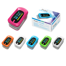 Truscend Pulse Oximeter Finger Blood Oxygen Saturation Monitor SpO2 with OLED Display(China)