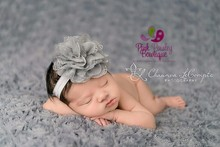 JRFSD 2016 New Listing Headband 12 Different Colors Flower Headband Beautiful And Lovely Hair Accessories H080