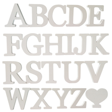 2017 New 3D Wall Stickers Home Decoration wooden letters Modern Classic wall sticker hot sale real fashion house