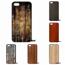 For iPhone 4 4S 5 5C SE 6 6S 7 Plus Galaxy J5 J3 A5 A3 2016 S5 S7 S6 Edge Colorful Wooden Wood grain design Art Cell Phone Case