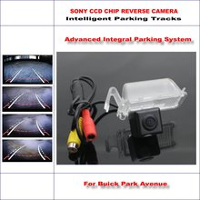 High Reverse Back Up Camera For Buick Park Avenue / High Quality Intelligentized Car Parking Rear Camera / NTSC PAL RCA CCD