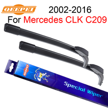 QEEPEI Windscreen Wiper For Mercedes CLK C209 2002-2016  22''+22'' Auto Wipers Blade Accessories Windshield,CPF101-5