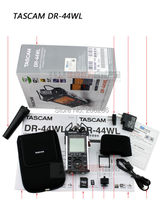 TASCAM DR44WL DR-44WL 4-channel portable HIFI recorder recording pen WIFI transmission control genuine licensed Gift 32G card(China)