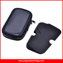 Water Resistant Mountable Touch Screen Case Pouch for Mobile Phones