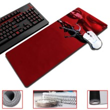 MaiYaCa Resident Evil Super Locking  large Game Mouse Pad 30x60cm high quality DIY pictures super big size computer game tablet