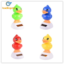 LeadingStar Lovely Duck Toy Christmas Gift Can Dance Of Solar Duck Car Interior Furnishing Articles Children's Favorite Toys (China)