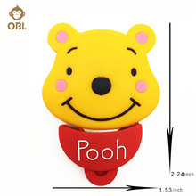 Disk USB Stick Pendrive Stick Storage Device Caroon Little Bear Lovely USB Flash Drive 128GB 64GB 32GB 16GB 8GB 4GB Pen Drive