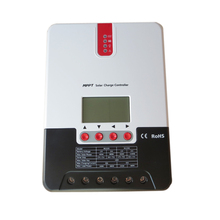 20A/30A/40A 12V 24V Solar Panel MPPT Solar Charge Controller for solar panel lithium battery