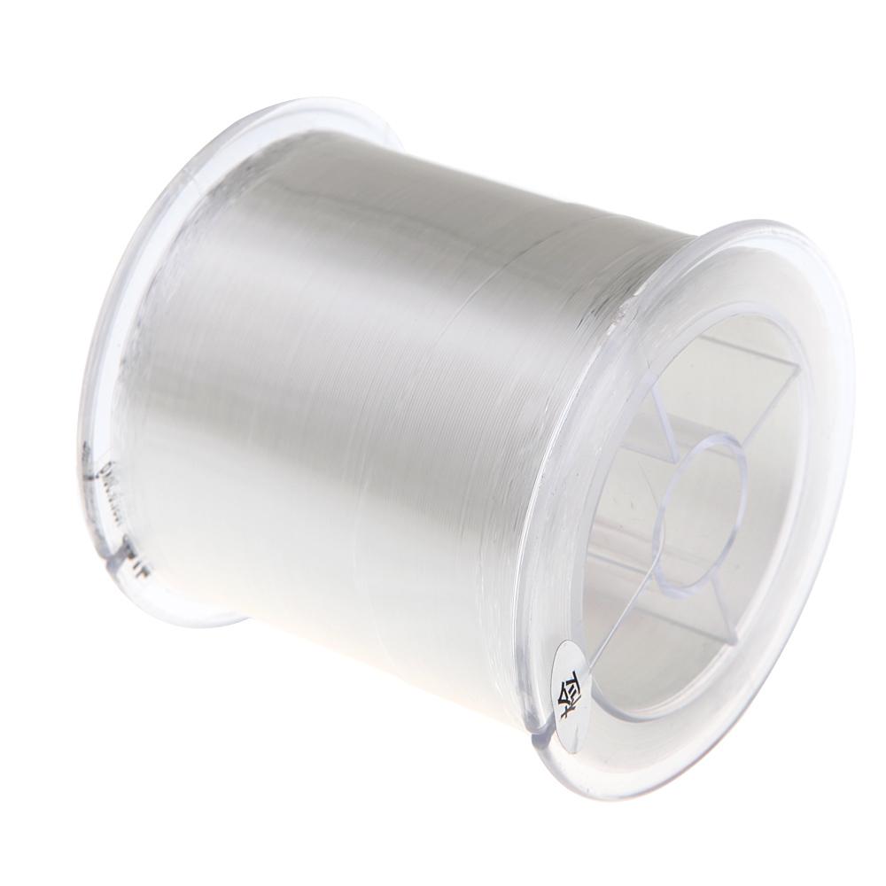 New-500M-Nylon-Fishing-Line-Fluorocarbon-Fishing-Line-0-32mm-8-36kg-Monofilament-Nylon-Lines-Transparent-2