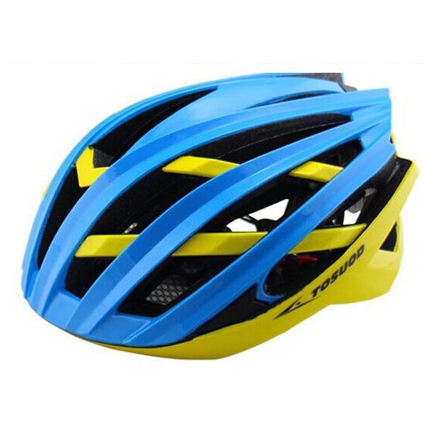 High-end Breathable Adjustable Bicycle Helmet Ultralight EPS Outdoor Sports Mtb/Road Cycling Helmet Mountain Bike Helmet<br><br>Aliexpress