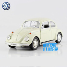 Free Shipping/RMZ City Toy/Diecast Model/1:32 Scale/1967 Volkswagen Classical Beetle/Pull Back Car/Educational Collection/Gift