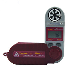 AZ-8910 Digital multi-function anemometer detect Heat Index Tester (wind speed temperature humidity, 5 in 1) air flow pressure t
