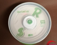 Wholesale 10 discs A+ Risheng RS Version 8x 4.7 GB Blank Printable DVD+R