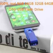 2017 New Hot 64gb Phone OTG Mini Usb Flash Drive 512GB 1TB 2TB For Andriod Mobile Phone 8gb 16gb 32gb Pen Drive 2.0 Gift 1pc/lot