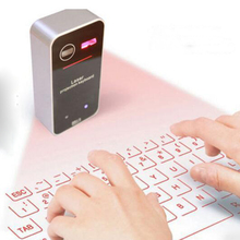 Bluetooth Virtual Laser keyboard and mouse with Bluetooth Speaker for Ipad Iphone Tablet PC Notebook Free Shipping