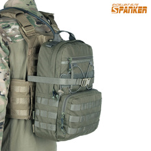 EXCELLENT ELITE SPANKER Outdoor Hunting Camping Hydration Backpack Molle Military Tactical Army Nylon Hiking Vest Hydration Bags(China)