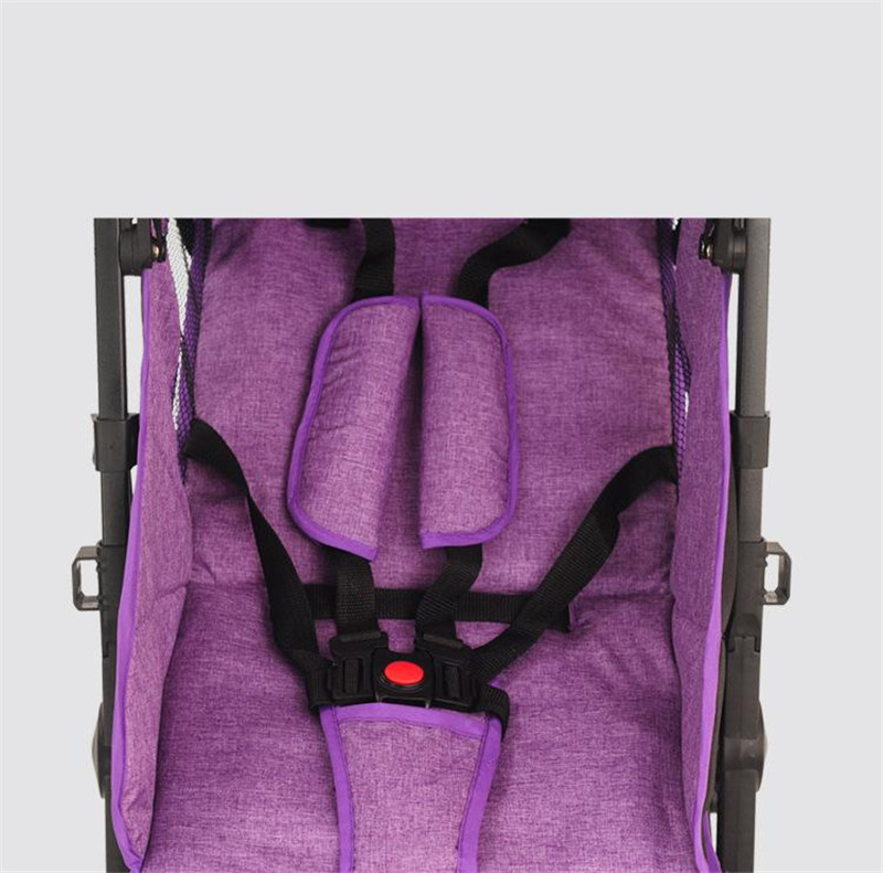 3 in 1 Bebe Umbrella Car High Landscape Ultra-light Baby Stroller Folding Baby Girl&Boy Carriage 0-3 Years Old Purple,Red,Blue.04