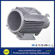 light aluminum die casting heatsink factory high quality aluminum custom die casting for auto industry(China)