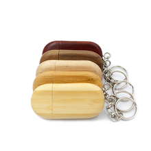 Amthin Customized Logo usb flash drive 4G  wooden creative gift 8G pendrive wood 16G pendrive 32G u disk USB2.0 flash drive card