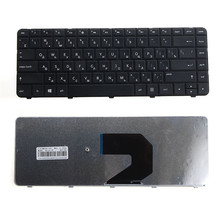Computer Replacement Keyboards English Russian Standard Fit For HP G4 Laptops Replacements Keyboard Accessory VCZ13(China)