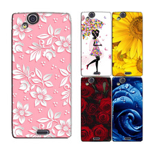 Original Phone Case for Sony Xperia Ericsson X12 LT15i / Xperia Arc S LT18i Printed Case Cover Coque Painting Back Cover Capa