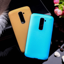 Flexible Silicon Cell Phone CoversFor  LG Optimus G2 Cases Cover F320 D801 LS980 D802 D805 D800 D803 Housing Bags TPU Dot Shell