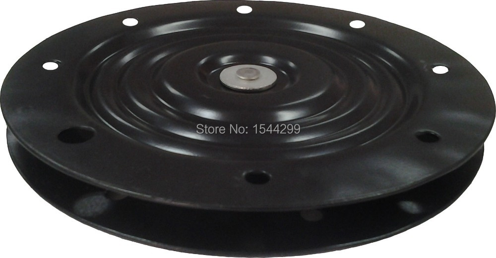 254mm Furniture Hardware Accessories Bearing 250KGS  Round Turntable Bearing Swivel Plate Lazy Susan<br>