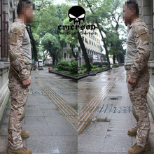 EMERSON ACT OF VALOR Navy Seals Combat Suits BDU Uniform Army uniform hunting Camouflage (AOR1) em6914 free shipping(China)