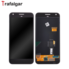 "Original NEW For HTC Nexus S1 Google Pixel LCD Display Touch Screen Digitizer Assembly Replacement 5.0"" Google Pixel LCD Display(China)"