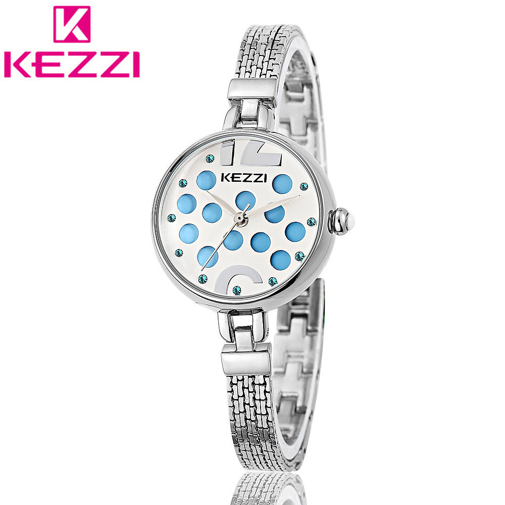 2017 KEZZI Brand K1232 Fashion Women Luxury Alloy Bracelet Japan MOV Watch Ladies QuartzWatch Relogio Feminino Montre Femme KZ93<br><br>Aliexpress