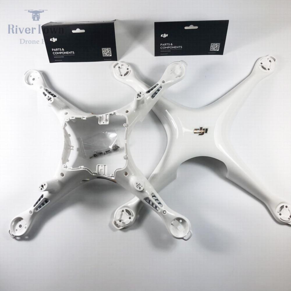 US Drone Parts DJI Phantom 4 Pro Obsidian middle shell NEW