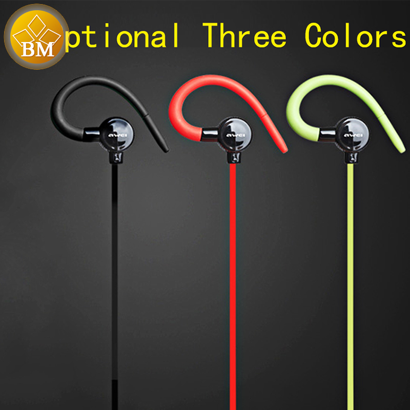 Awei Earphones A620BL Wireless Bluetooth Sports Stereo Earphone in-ear Noise Reduction headset with Microphone for smart Phone<br><br>Aliexpress