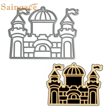 Saingace Cutting Dies Stencil DIY New style Metal  Scrapbooking Embossing Album Paper Card Craft *30 GIFT  Drop 2017