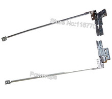 Fast Shipping 100% Original laptop LCD Left&Right Hinges for HP 6450B 6455B Notebook 6055B0014601 6055B0014602 LED Monitor Axis(China)